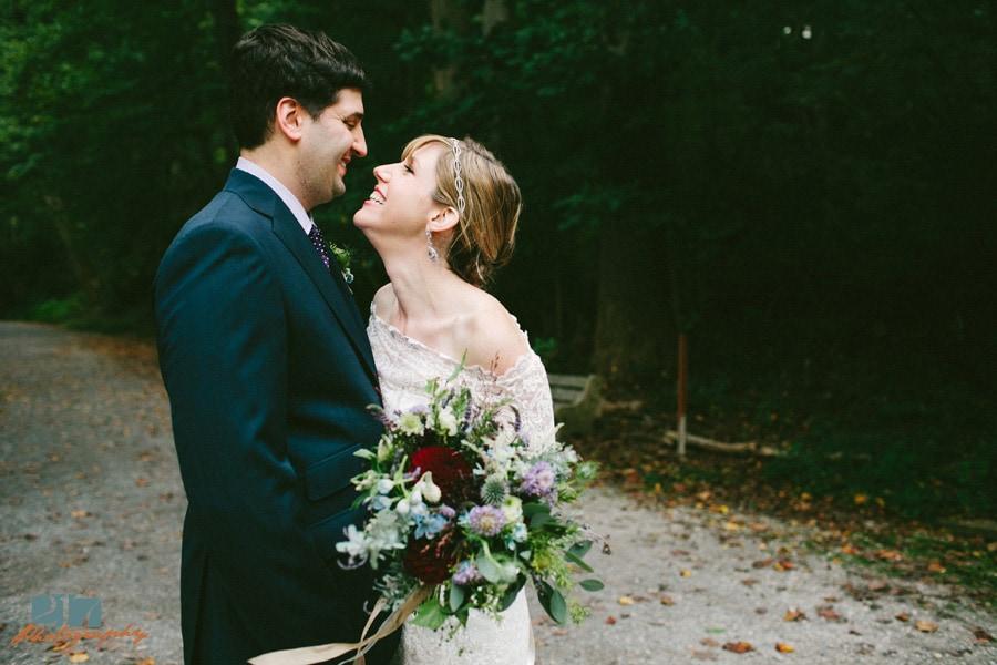 Fairmount Park Philadelphia Wedding Photos