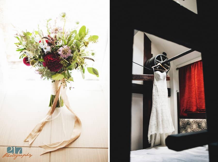 A Chestnut Hill Hotel Wedding