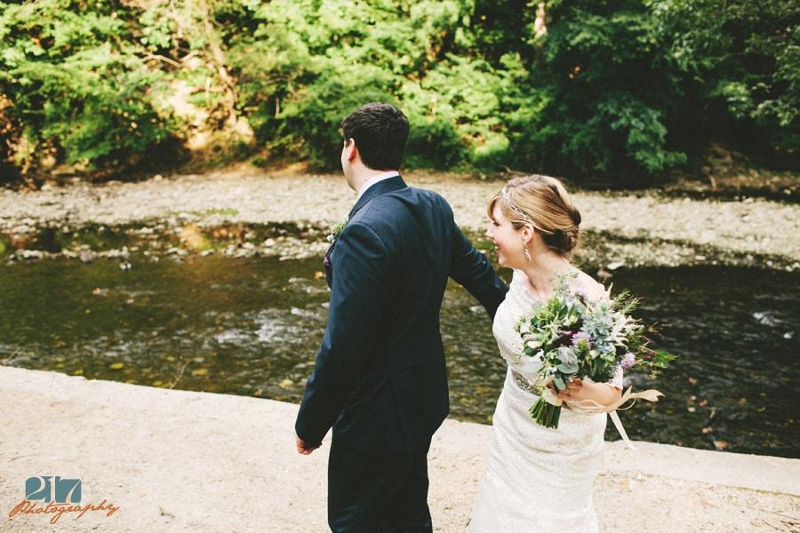 Wedding photography Chestnut Hill Hotel