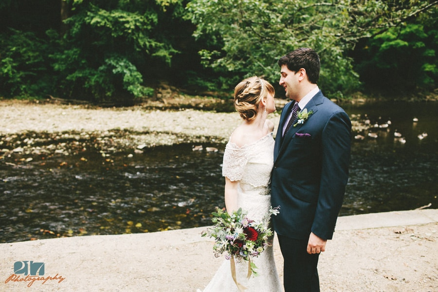 Valley Green Inn Wedding Photography
