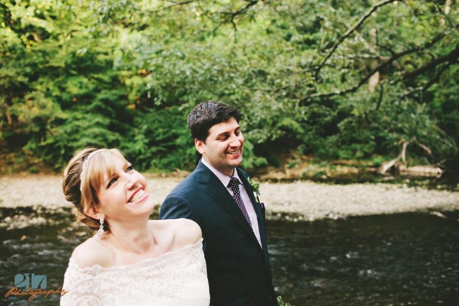 Valley Green Inn Wedding Photos