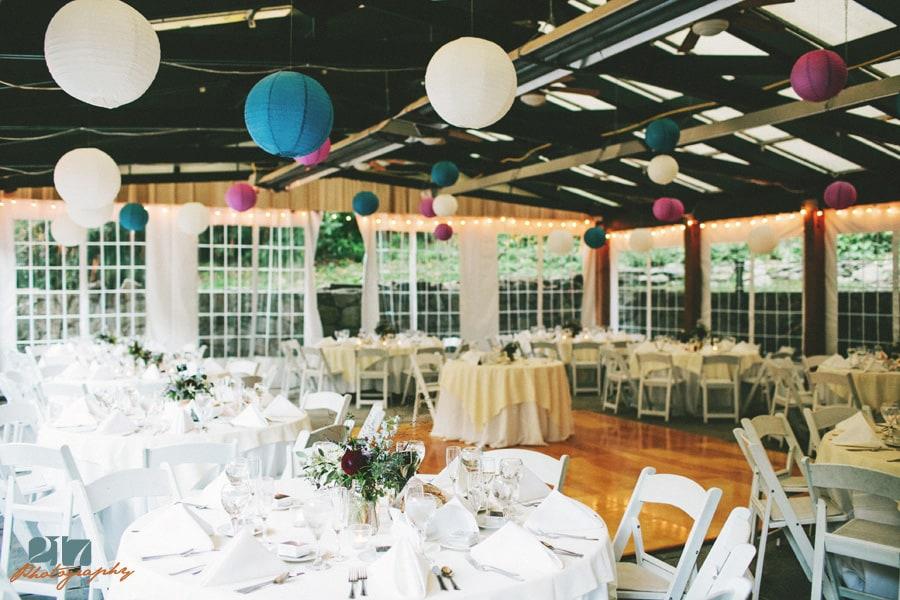 Wedding Reception Valley Green Inn