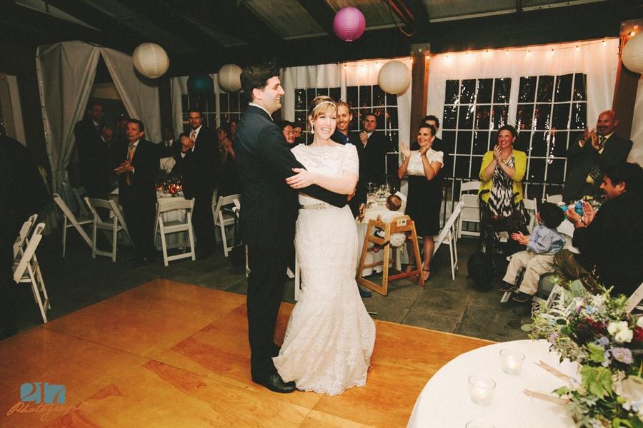 First Dance Wedding Valley Green Inn