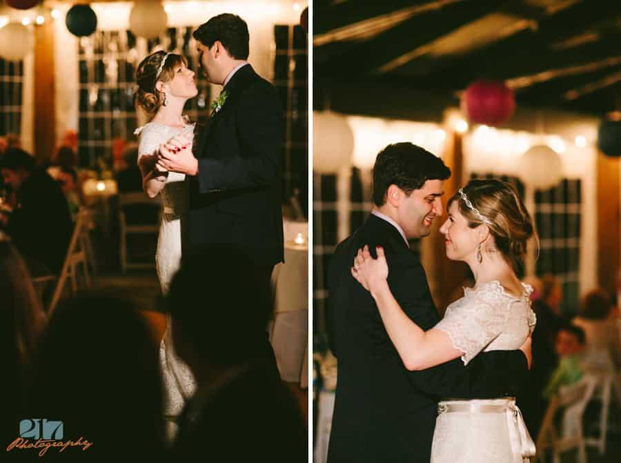 Valley Green Inn First Dance Wedding