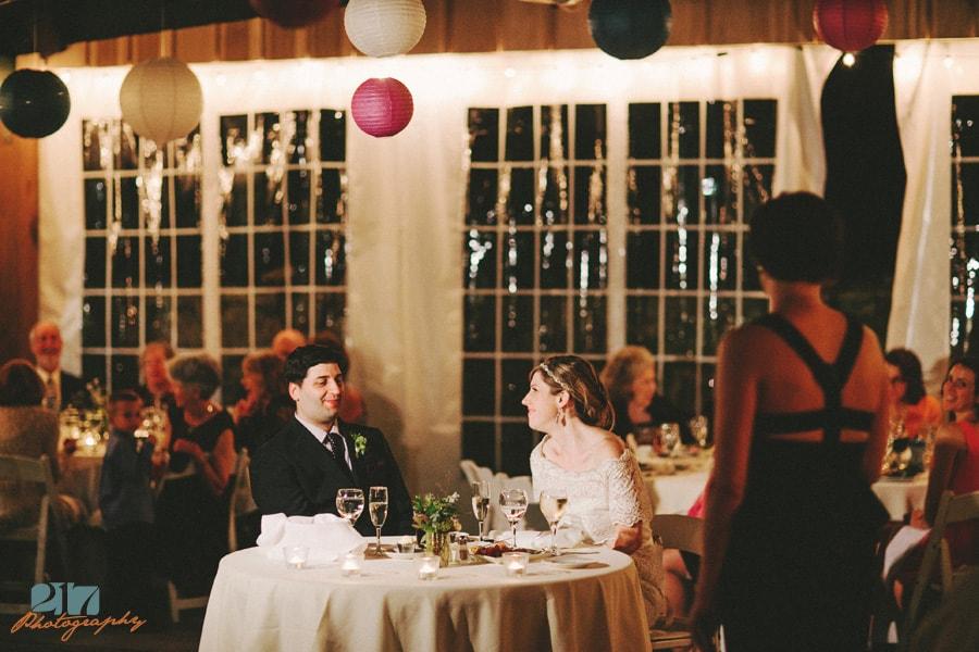 Tented wedding receptions Philadelphia