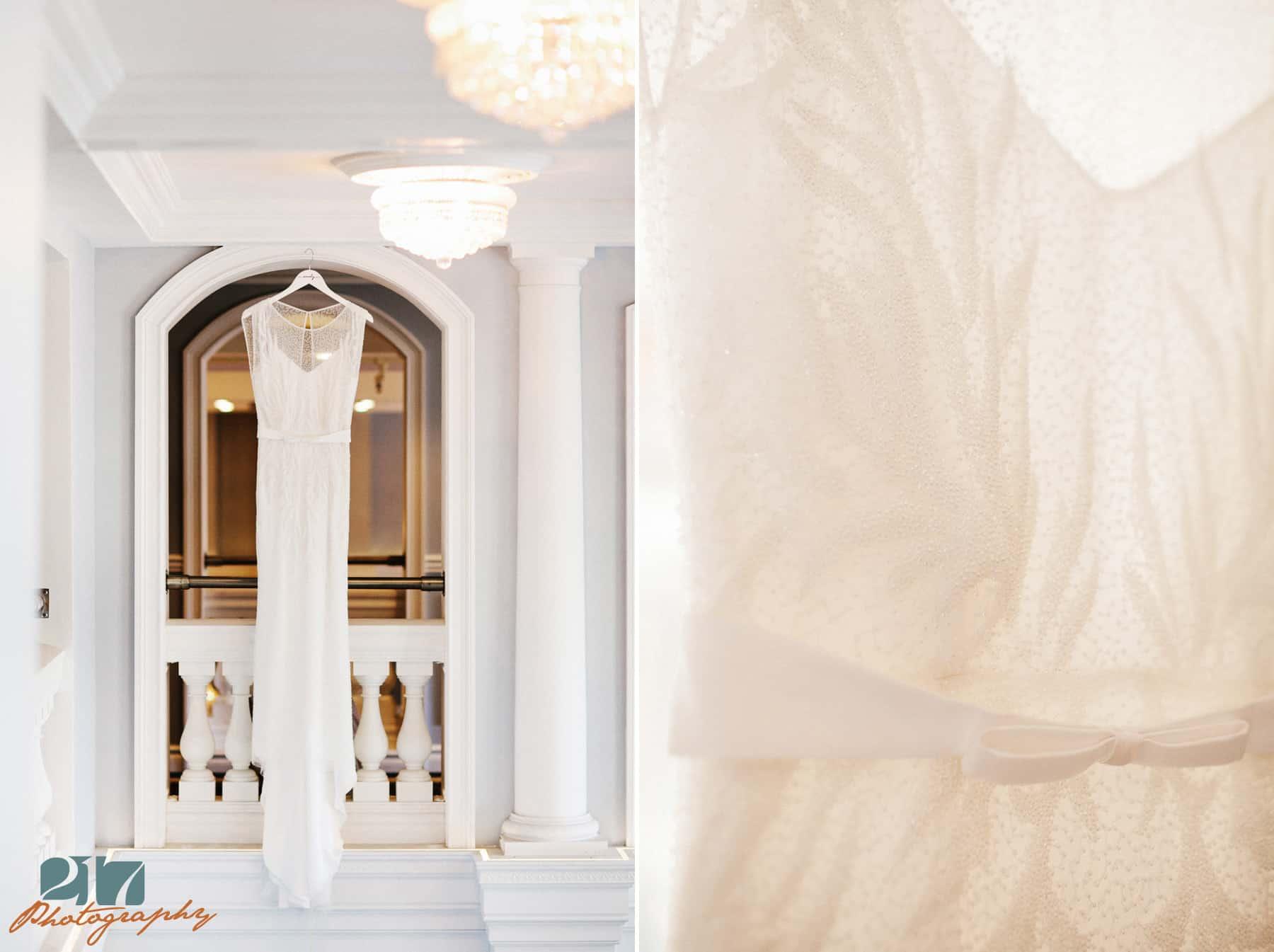 Wedding dress Arts Ballroom