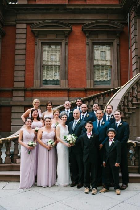Union League wedding photographer