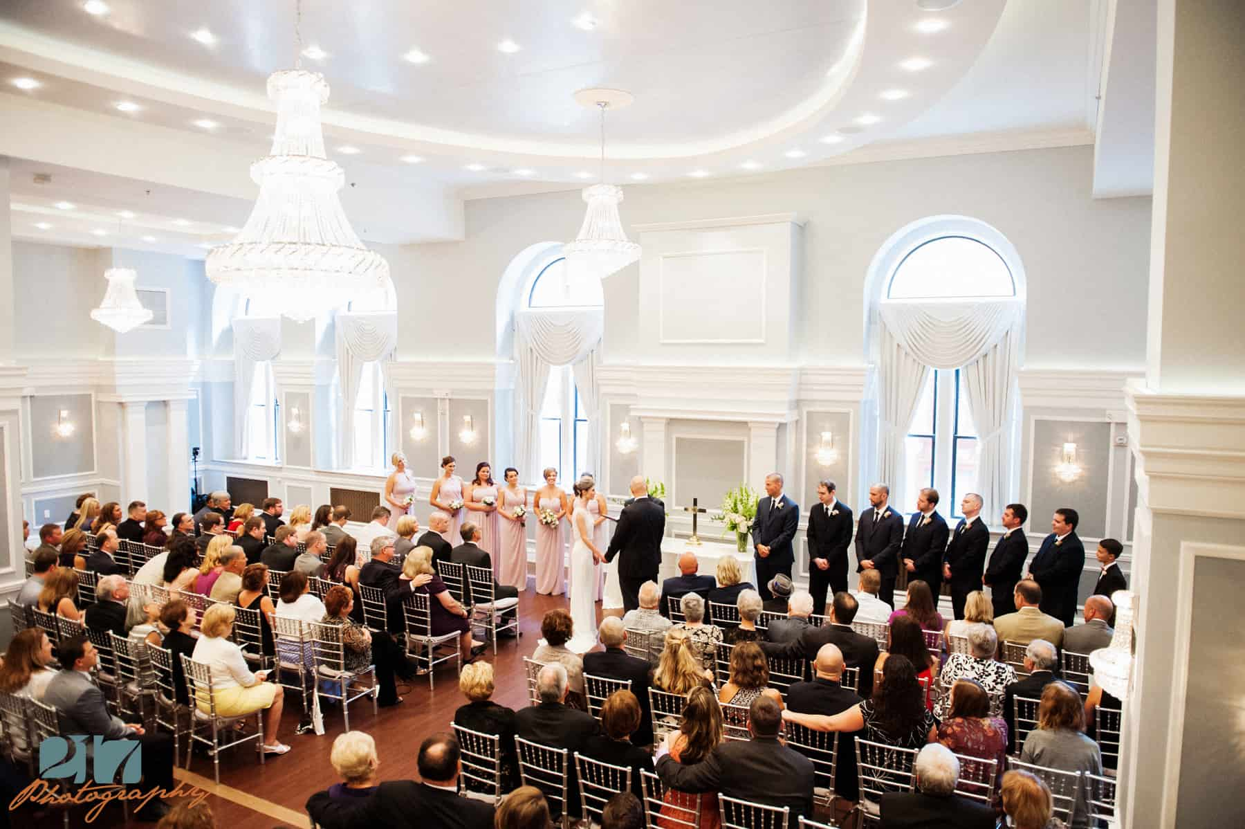Wedding Ceremony Arts Ballroom