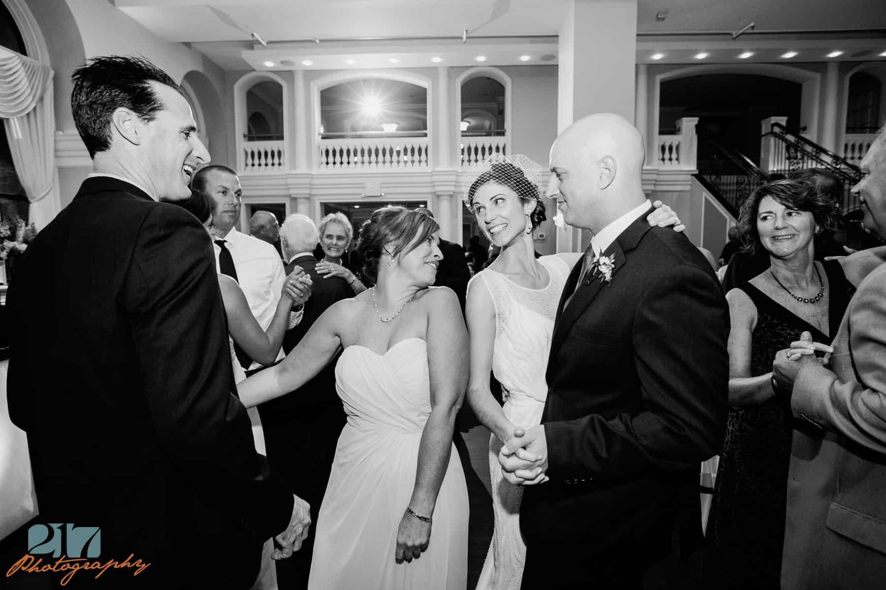 Arts Ballroom weddings
