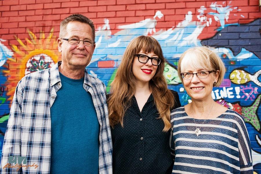 Fishtown Philadelphia Family Photography