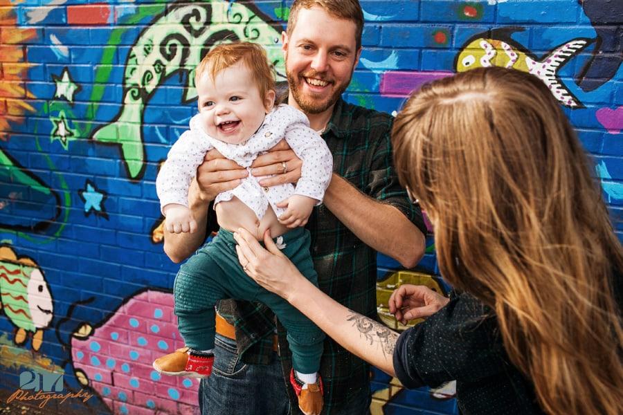 Fishtown Philadelphia Family Photographer