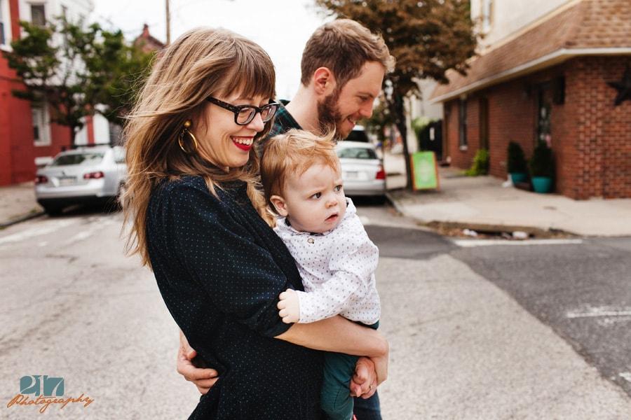 Northern Liberties Family Photos