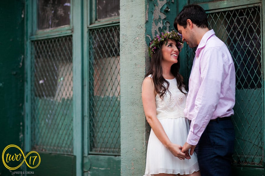 Engagement Pictures Old City Philadelphia