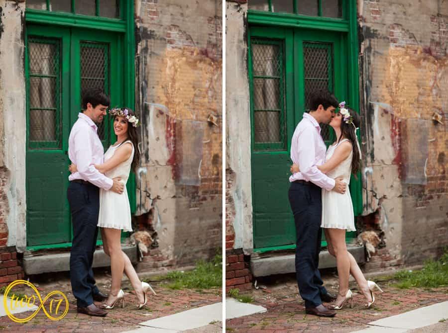 Engagement Photographers Old City Philadelphia
