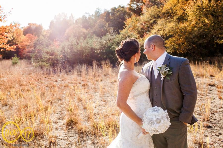 wedding photos at Belle Voir Manor