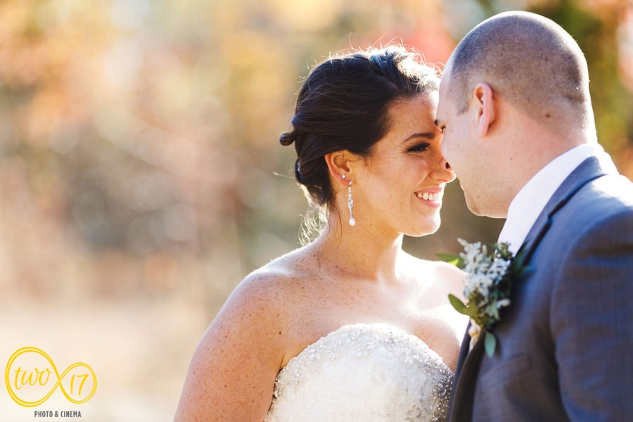 wedding photography at Belle Voir Manor
