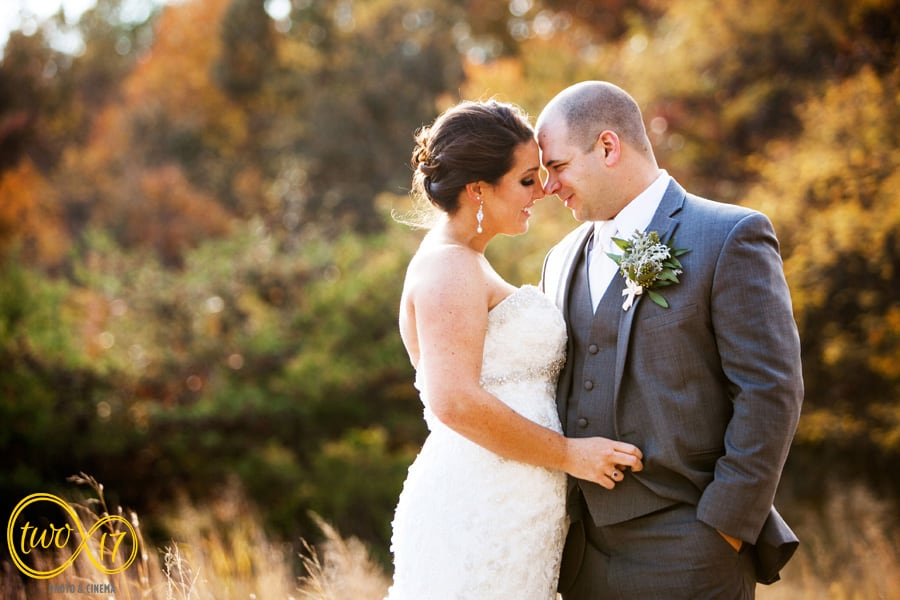 wedding pictures at Belle Voir Manor