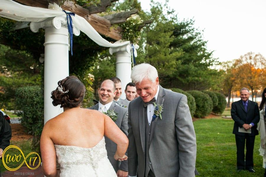 Pen Ryn Wedding