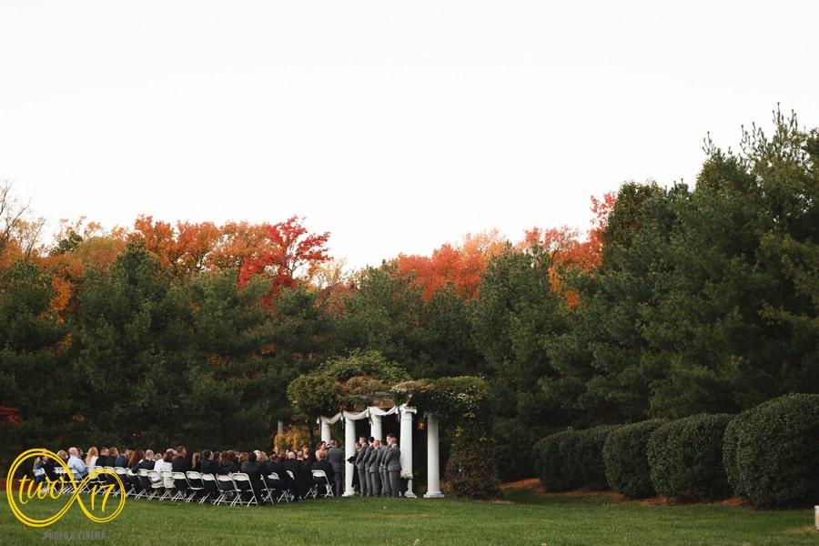 Philadelphia outdoor wedding locations