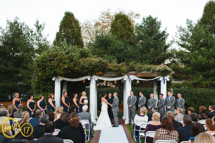 Bensalem wedding photo at Belle Voir Manor