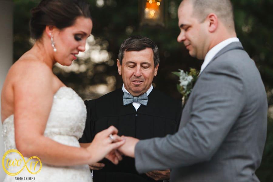 Wedding Ceremony Belle Voir