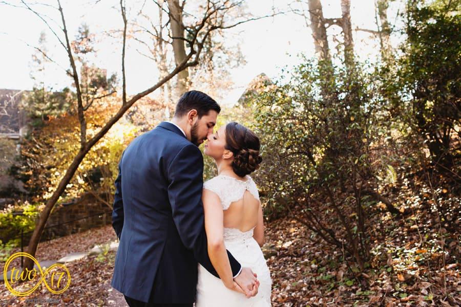 Winterthur Wedding Ceremony