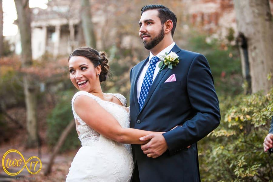 Delaware Wedding Photos Winterthur