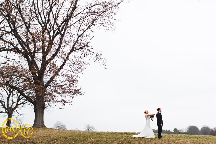 Wedding Day Valley Forge