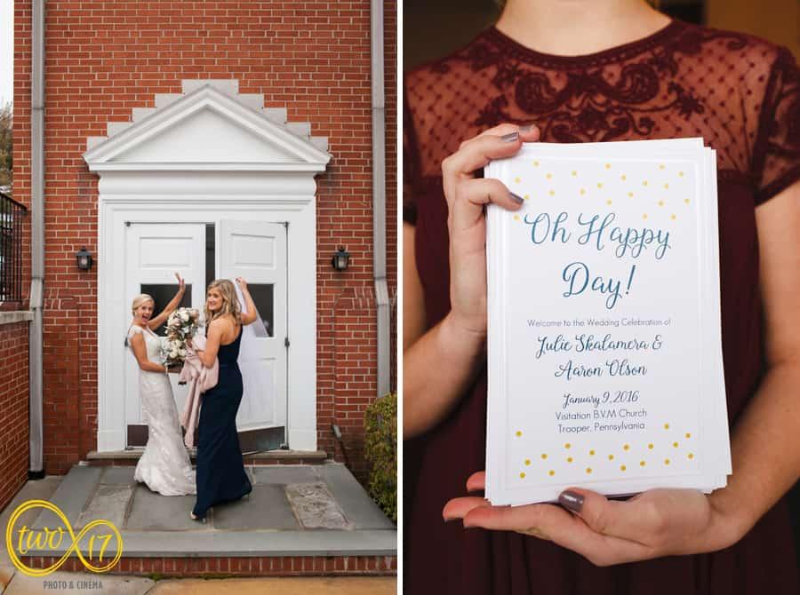 Norristown Wedding Photos