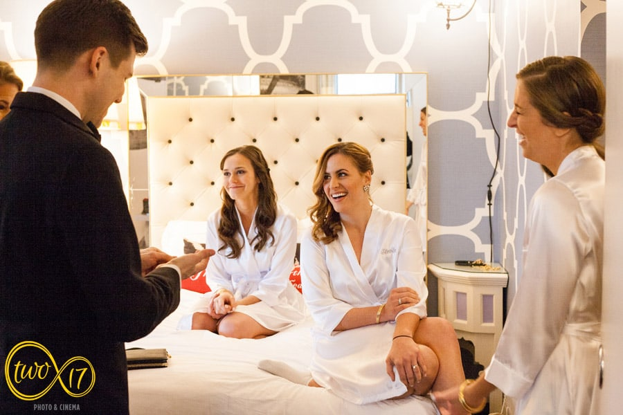 Hotel Monaco Philadelphia Weddings