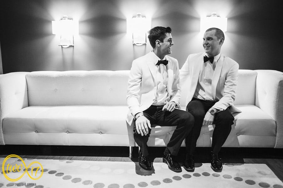 Philadelphia Same Sex Wedding Hotel Monaco