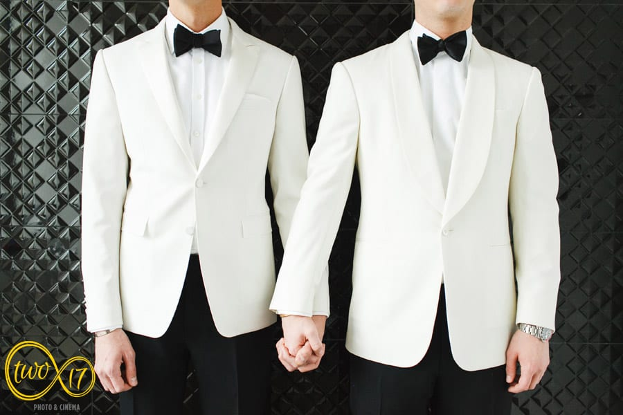 Philadelphia Same Sex Wedding Pictures Hotel Monaco
