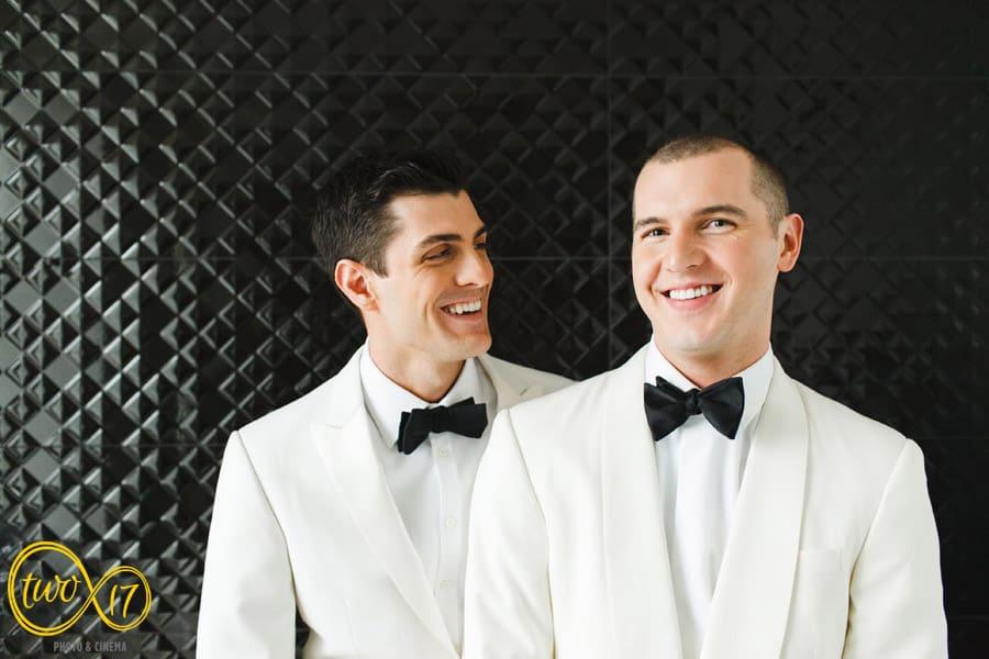 Hotel Monaco Same Sex Wedding Philadelphia