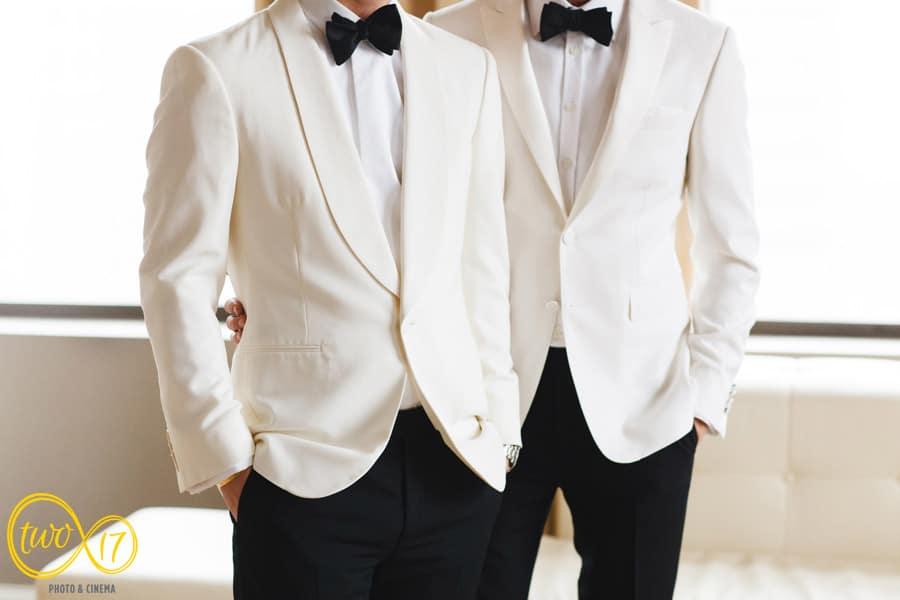 Hotel Monaco Philadelphia gay wedding Photos