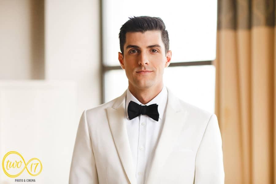 Hotel Monaco Philadelphia gay wedding Photography