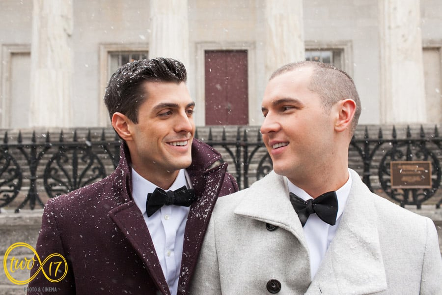 Winter Weddings Philadelphia