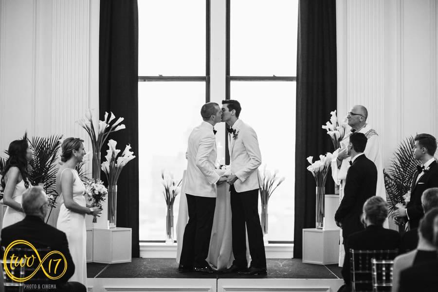 Gay weddings Philadelphia