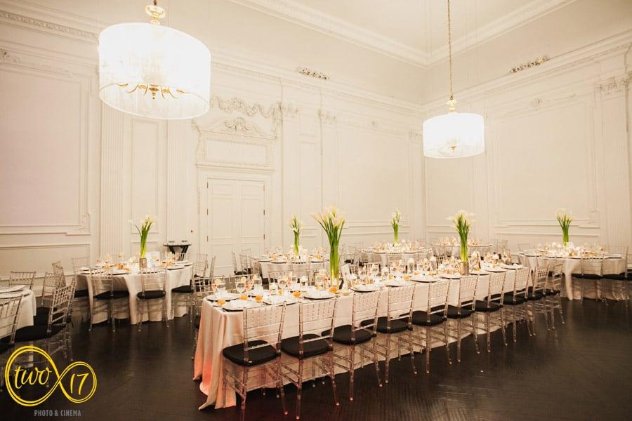 Wedding Downtown Club Philadelphia
