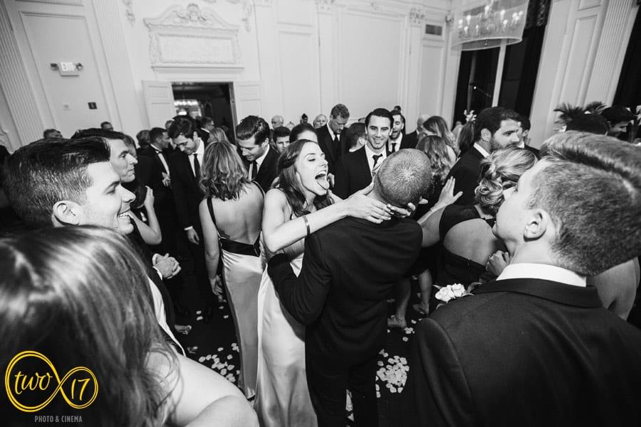 Downtown Club Philadelphia Wedding Photos