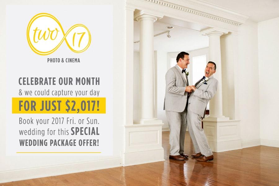 Philadelphia Same Sex Wedding Photos
