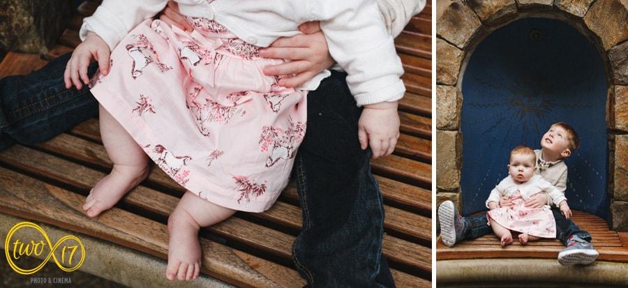 Baby Photographer Longwood Gardens