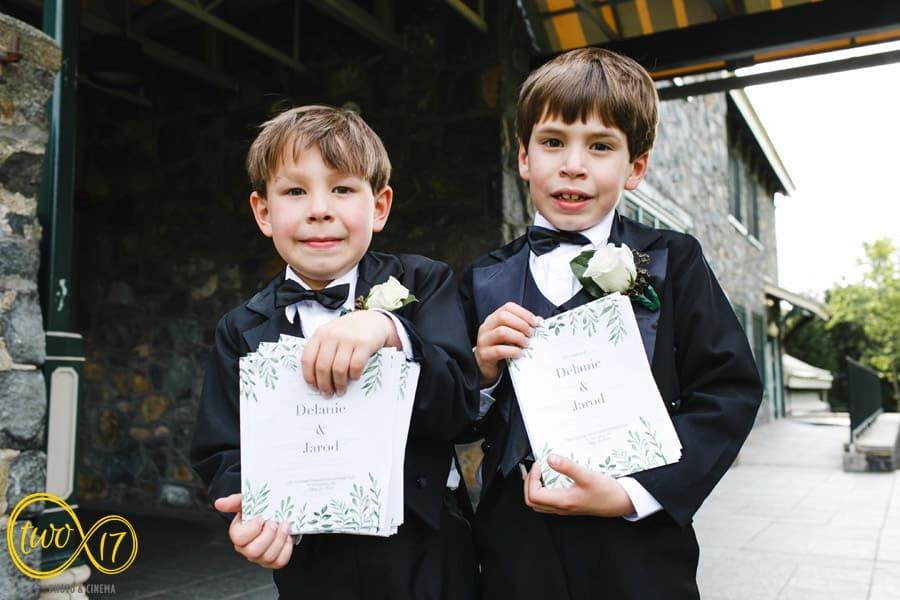 Rockwood Park Carriage House Weddings