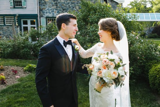 Carriage House at Rockwood Park Wedding