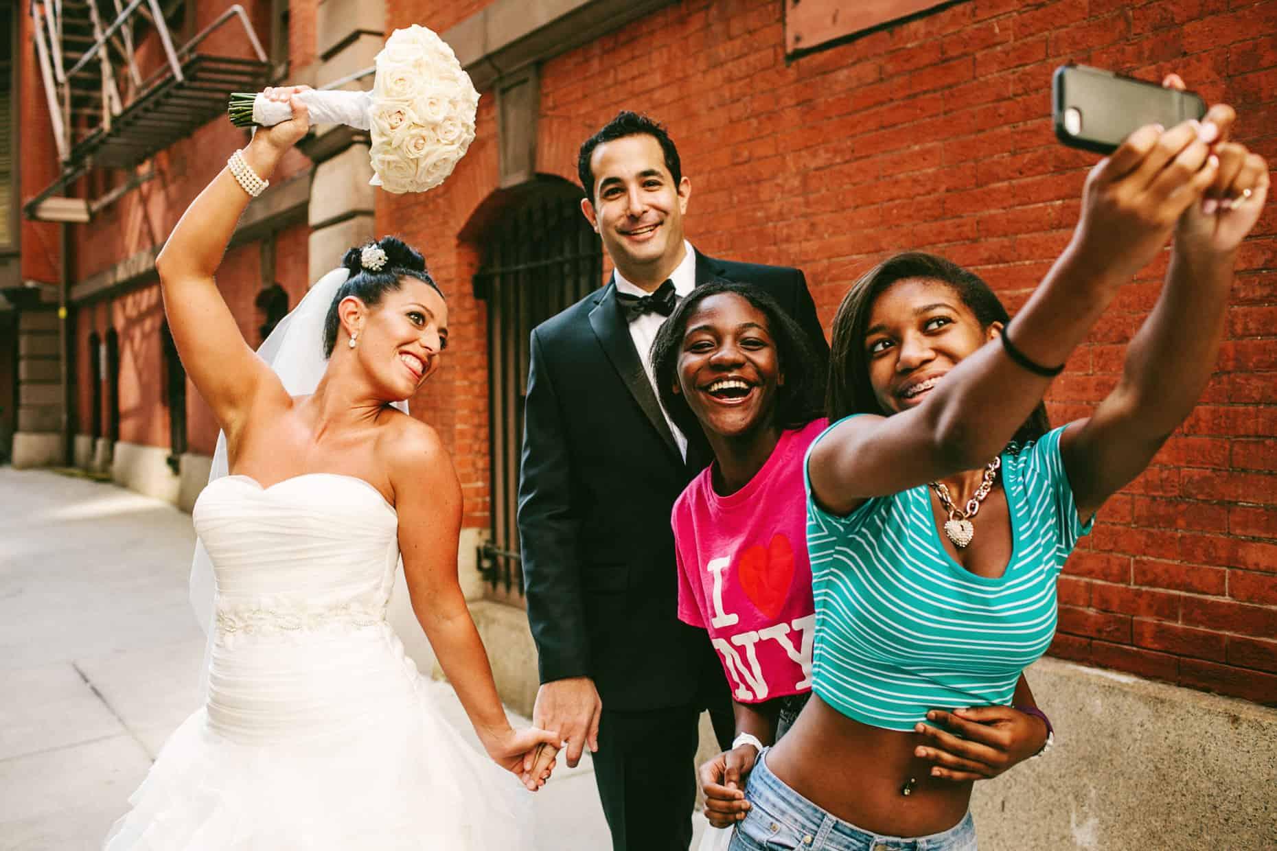 Union League Wedding Photos