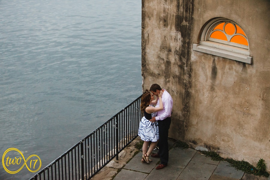 Waterworks Engagement Photography