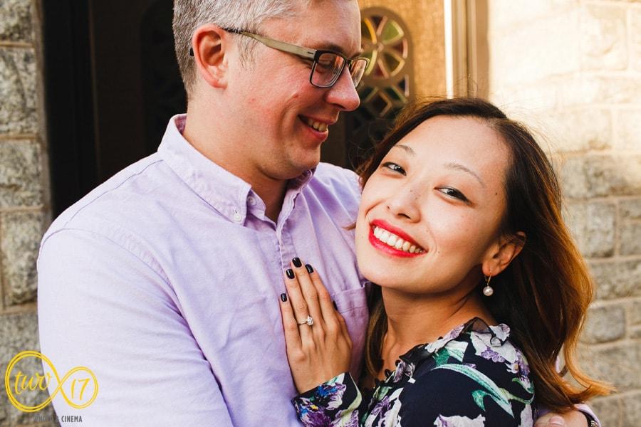engagement session Philadelphia