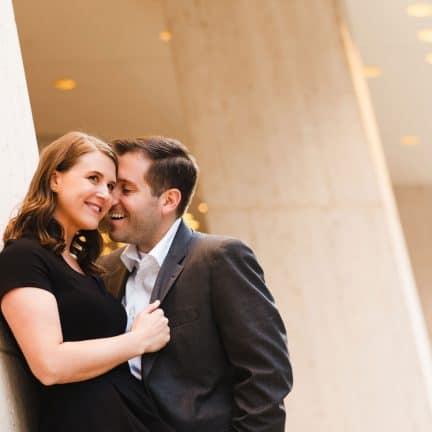 Engagement Photos New York City