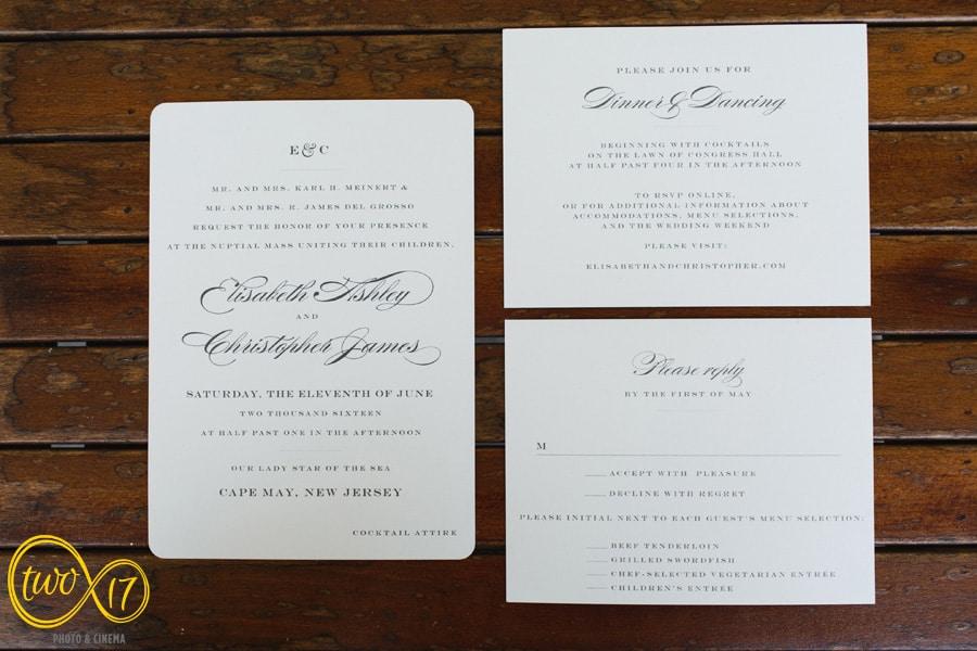 Congress Hall Wedding Photos
