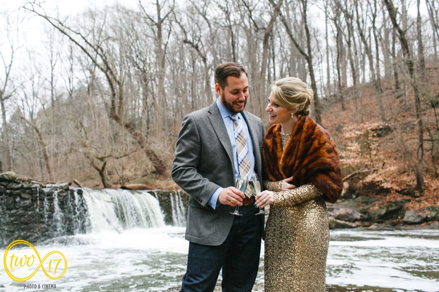 Engagement Session Winter