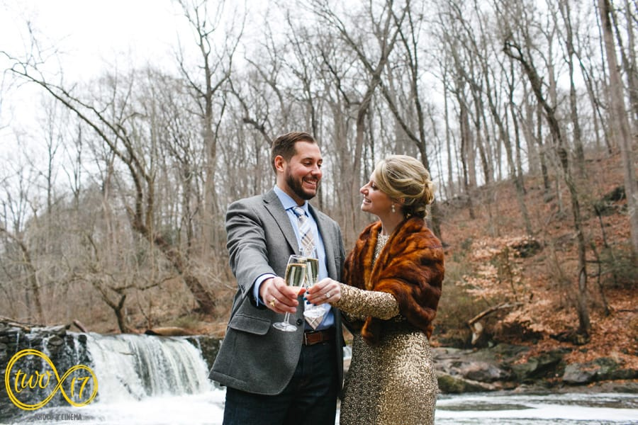 Engagement Sessions Winter